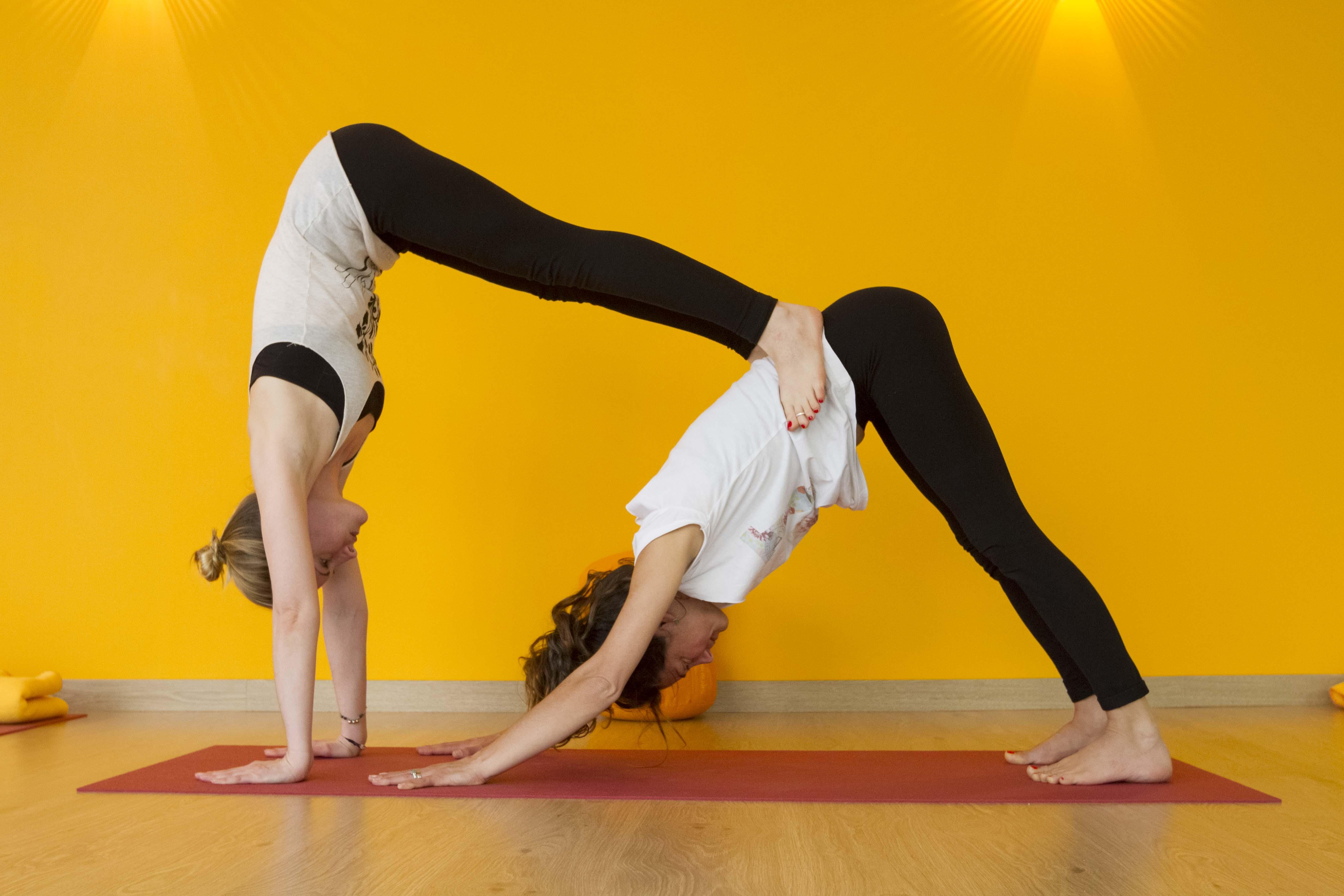 Sehr YOGA A DEUX ! – Celine Fayard Yoga KC16