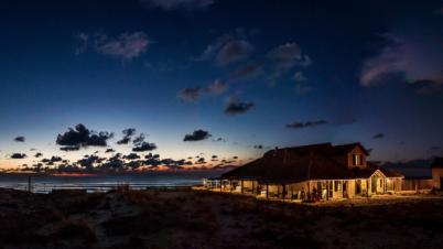 beach Camp Temple